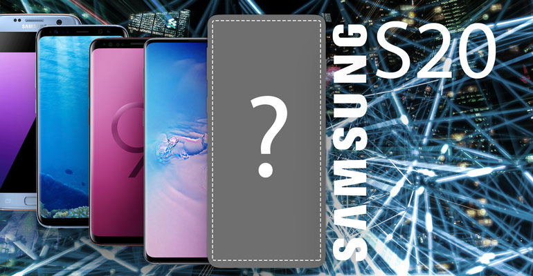 Samsung Galaxy S20? Neues Flaggschiff wird bald enthüllt