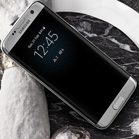 Samsung Galaxy S7 edge: das Flaggschiff der neuen Generation