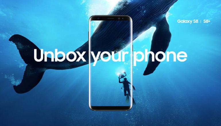 Samsung Galaxy S8 und S8+ – eine Flagship-Generation ohne Grenzen