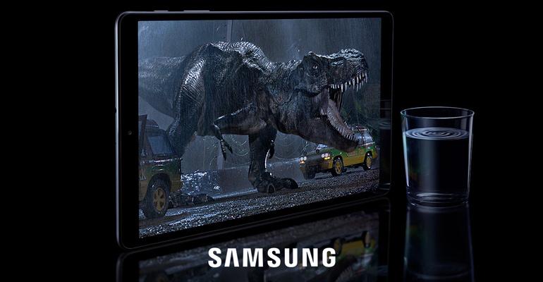 Samsung Galaxy Tab A 10.1 LTE (2019) – Großes Tablet mit dynamischem 3D-Sound