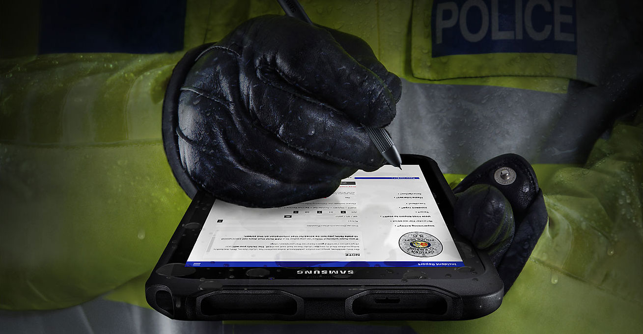 Samsung Galaxy Tab Active 2 – ein ruggedized Tablet mit Business-Features