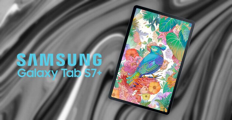 Samsung Galaxy Tab S7+ – leistungsstarkes Tablet mit 5G