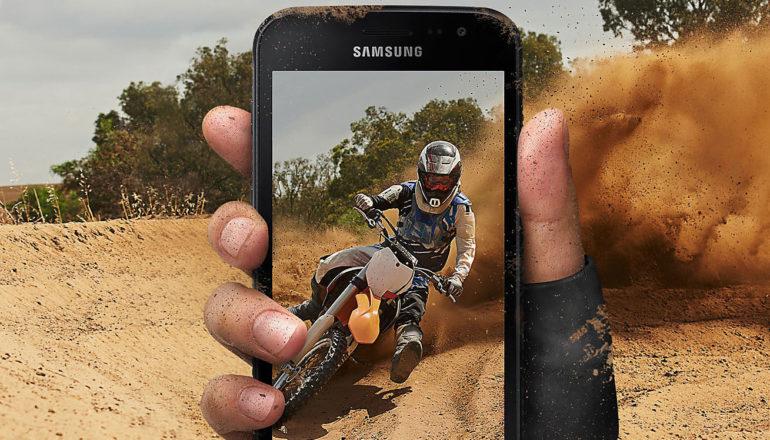 Samsung Galaxy XCover 4 – der toughe Android für den Großstadtdschungel