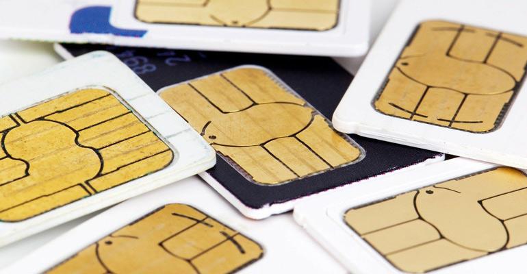 SIM-Karten und SIM-Karten-Slots