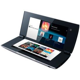 Sony Tablet P: Aufklappbares Touchscreen-Tablet mit zwei 5,5″-Displays und Android