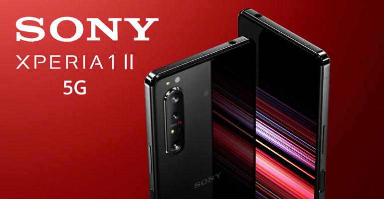 Sony Xperia 1 II 5G – purer Entertainment-Genuss