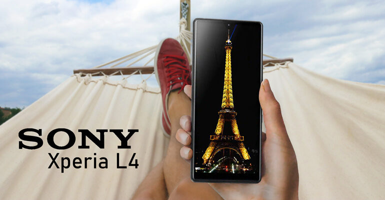 Sony Xperia L4 – neues Smartphone aus Japan