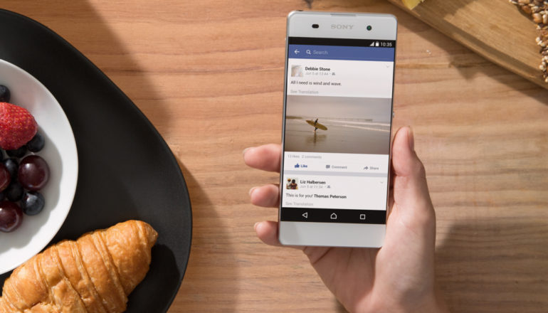 Sony Xperia XA: Mittelklasse-Phablet mit Android 6.0 auf 5 Zoll
