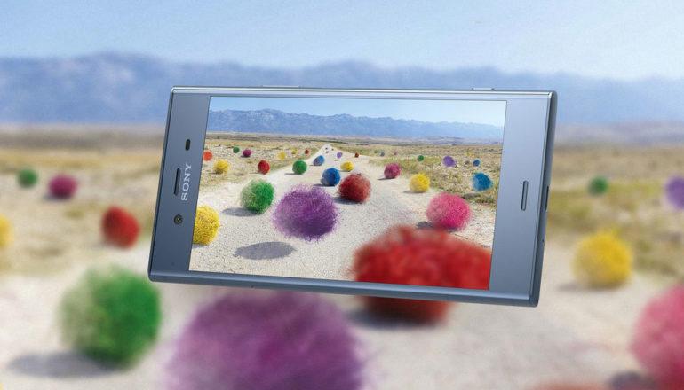 Sony Xperia XZ1: Android-Flaggschiff lernt jeden Tag dazu und passt sich deinen Bedürfnissen an