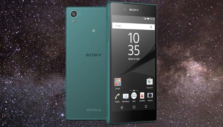 Sony Xperia Z5 Dual: Allround-Talent auf 5.2 Zoll zum fairen Preis