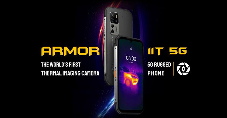 Ulefone Armor 11T – stabil, modern und vielseitig