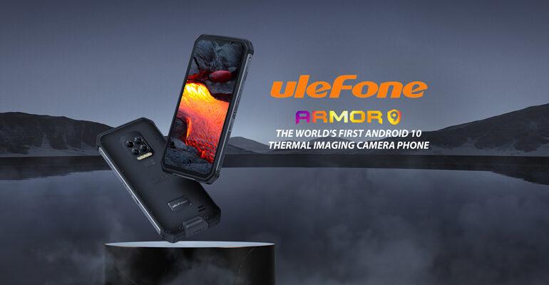 Ulefone Armor 9 – Outdoor mit der Wärmebildkamera