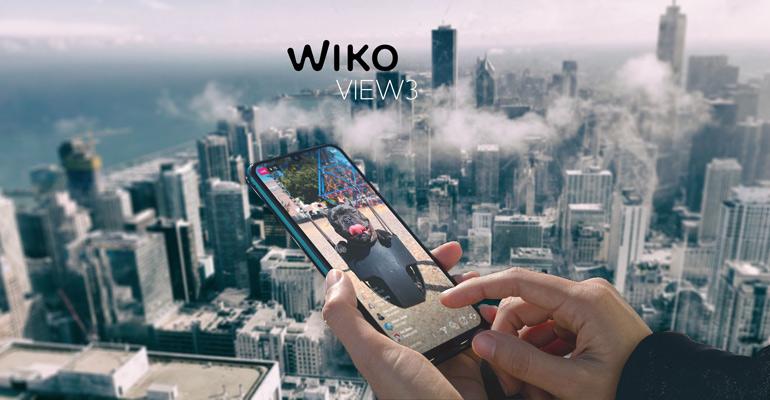Wiko View 3 – Triple-Kamera zum kleinen Preis
