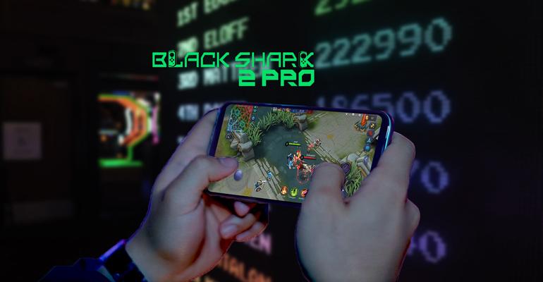 Xiaomi Black Shark 2 Pro – High-End-Gamingphone