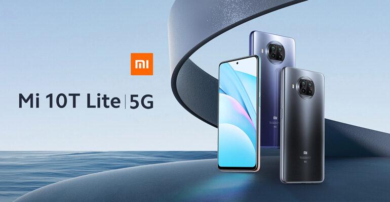 Xiaomi Mi 10T Lite – günstig ins 5G-Zeitalter