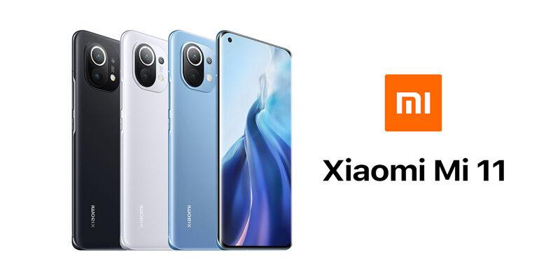 Der Flaggschiff-Angriff des Xiaomi Mi 11