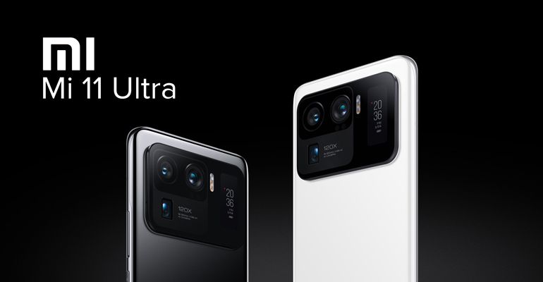 Xiaomi Mi 11 Ultra – der Name ist Programm