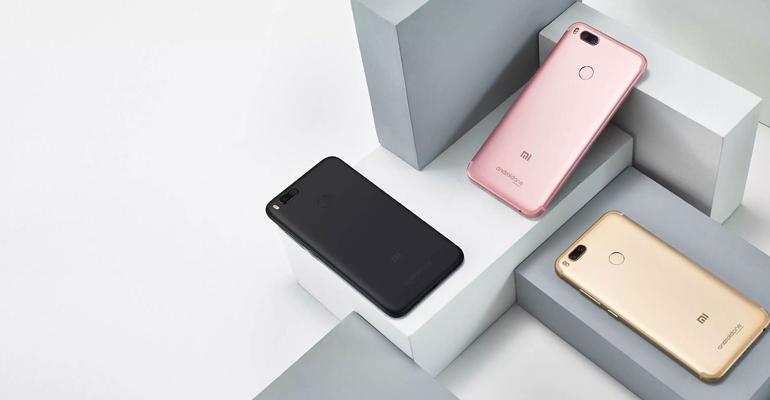 Xiaomi Mi A1 – pures Android mit Update-Garantie