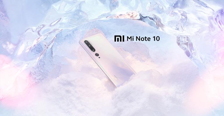 Xiaomi Mi Note 10 – ein vielseitiger Kamera-Gigant