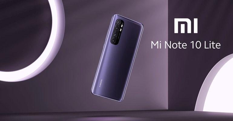 Xiaomi Mi Note 10 Lite – ein preiswertes Power-Paket