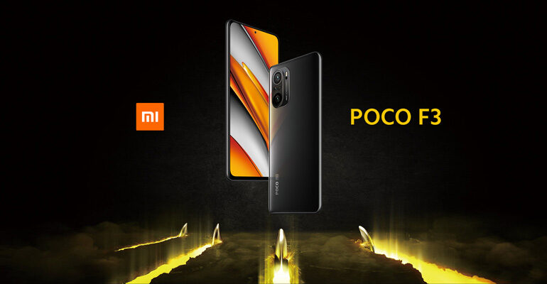 Xiaomi Poco F3 – topmoderner Preis-Hit