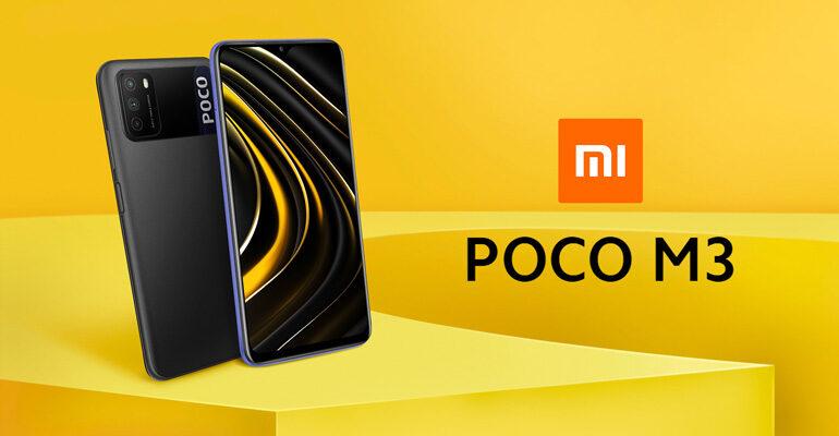 Xiaomi Poco M3 – unglaublicher Preiskracher