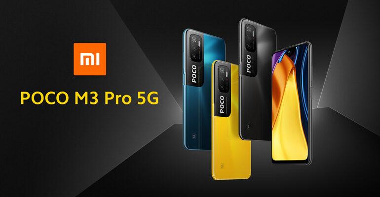Xiaomi Poco M3 Pro – neues Preis-Leistungs-Niveau mit 5G