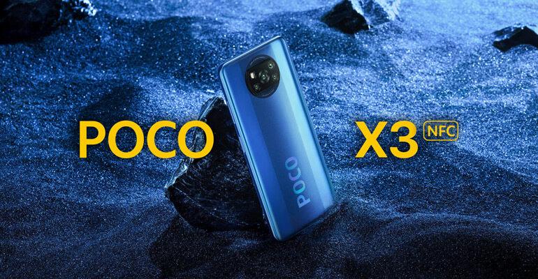 Xiaomi Poco X3 NFC – Top-Gerät für kleines Geld