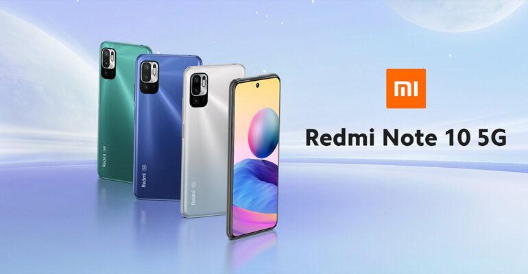 Xiaomi Redmi Note 10 5G – Mobilfunk-Zukunft für kleines Geld