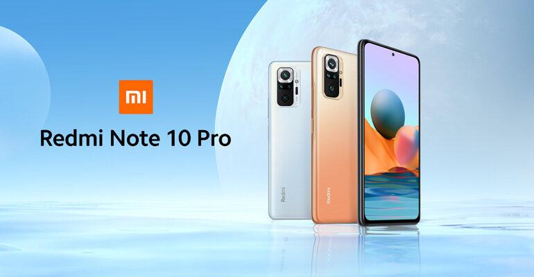Xiaomi Redmi Note 10 Pro – der nächste Preis-Kracher