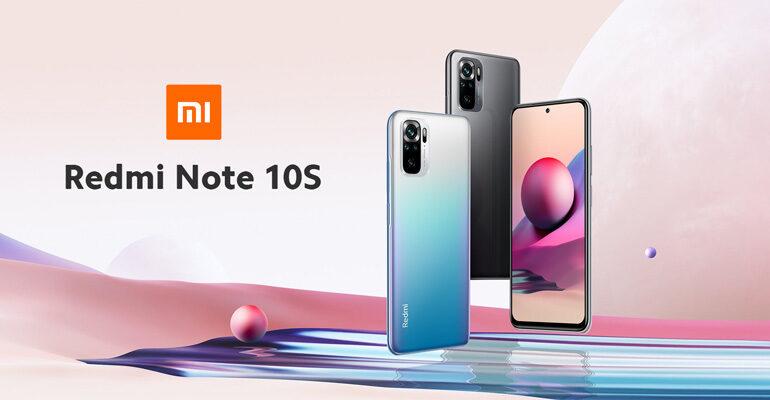 Xiaomi Redmi Note 10s – vielseitiger Einstieg