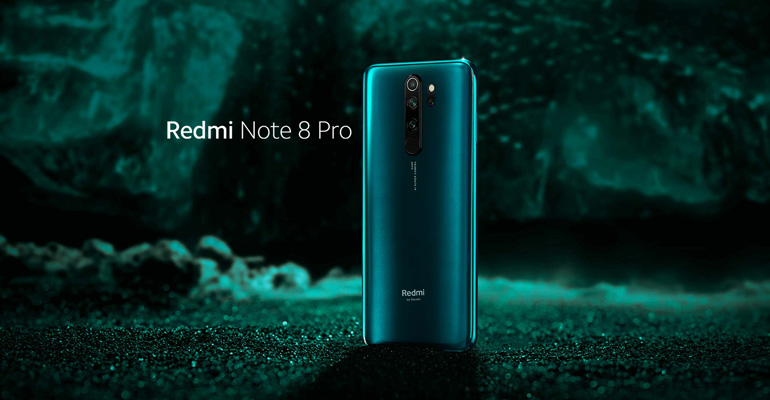 Xiaomi Redmi Note 8 Pro – viel Display und viele Megapixel