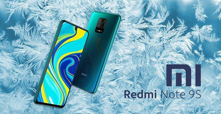 Xiaomi Redmi Note 9S – viel Leistung für wenig Geld