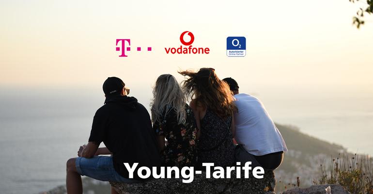 Günstige Handyverträge für junge Leute und Studenten