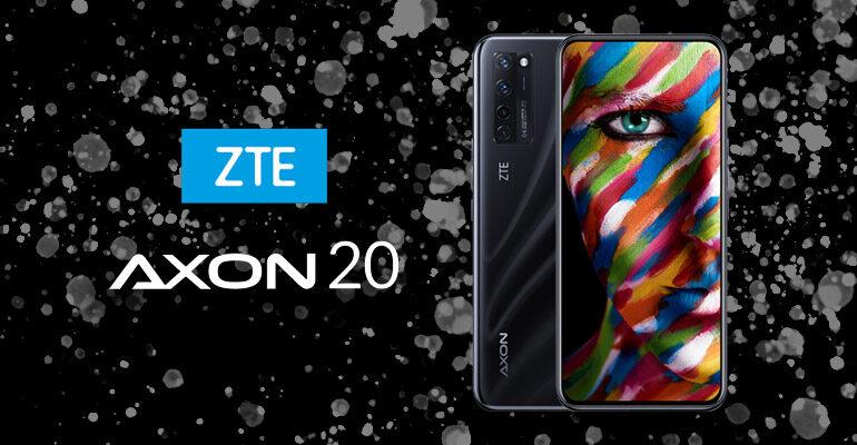 ZTE Axon 20 – Selfies im Verborgenen