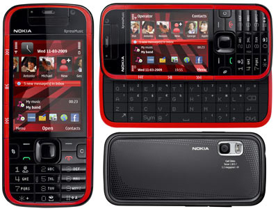 neues altes nokia 5730 xpress music openhandhelds forum. Black Bedroom Furniture Sets. Home Design Ideas